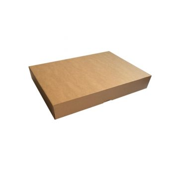 Brūna kartona kaste, A4 augsta