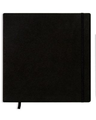 Viesu grāmata, ādas vāki, 222x225, Leuchtturm