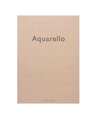 Akvareļu lapu bloknots Aquarello