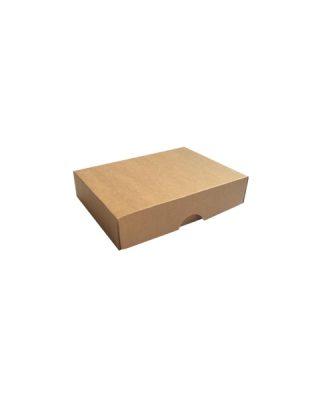 Brūna kartona kaste, A6 zema