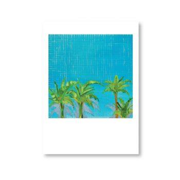 Kartīte Hampton palms, Diāna Dzene