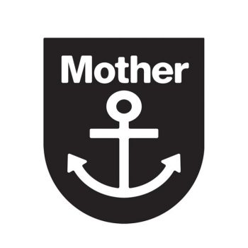 Tetovējums enkurs, uzraksts Mamma, Tattly