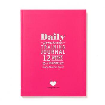 Daily Greatness Žurnāls treniņiem
