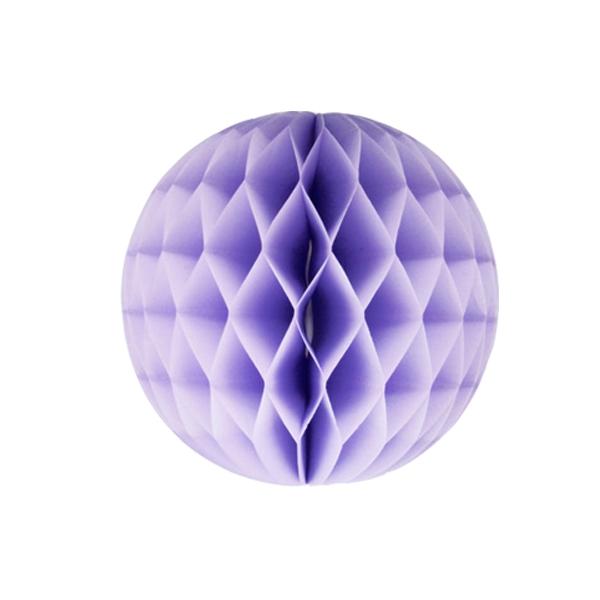 Šūnu bumba violeta, 25 cm