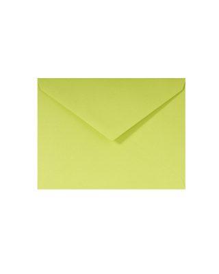 Aploksne Coreale, 12.8 cm x 17.2 cm, anīsa zaļa