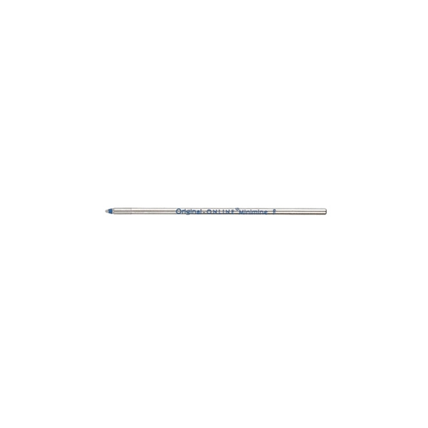 Lodīšu pildspalvas kodoliņš D1, zila tinte