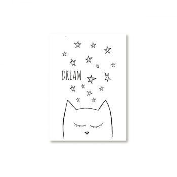 Kartīte Dream, Kaķis, Anete Puga