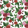 Dāvanu ietinamais papīrs Roses and Ladybirds