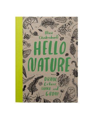 Aktivitāšu grāmata Hello nature