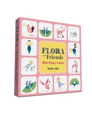 Atmiņas spēle Flora and friends