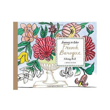 Krāsojamā grāmata French Baroque