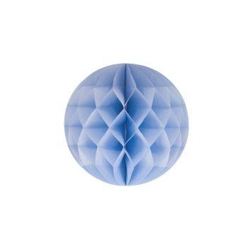 Šūnu bumba, maigi zila, 20 cm