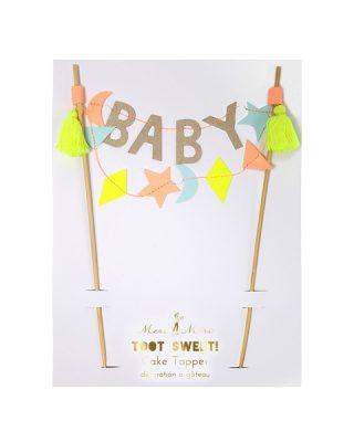 Kūkas dekors BABY