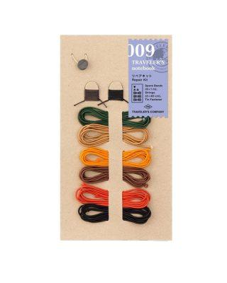 Midori Travelers Rezerves gumiju komplekts (009)