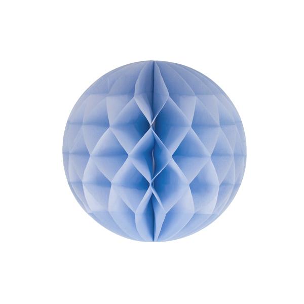 Šūnu bumba, gaiši zila, 25cm