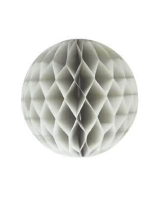 Šūnu bumba, pelēka, 25cm