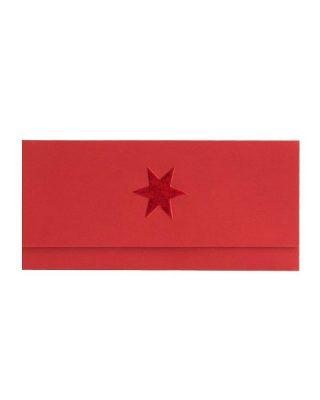 Dāvanu aploksne Sarkana zvaigzne