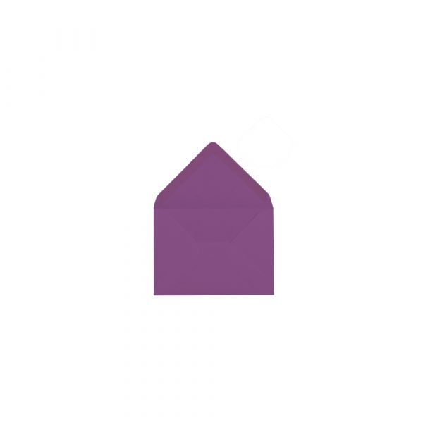 Mini aploksne, violeta