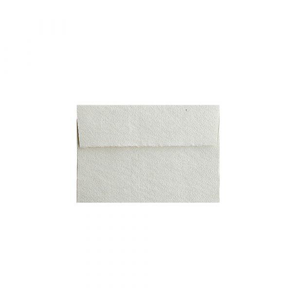 Rokas lējuma papīra aploksne, balta, 100 g, 11 cm x 16 cm