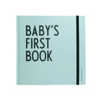 Mazuļa grāmata First Book, tirkīza