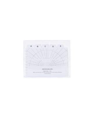 Kastīte ar sadalītājiem un kartītēm, A-Z