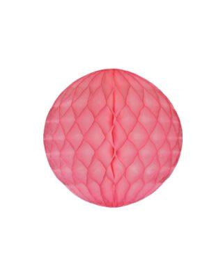 Papīra dekorācija Šūnu bumba, Mauve, 20 cm