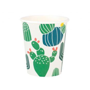 Papīra krūzītes Cactus