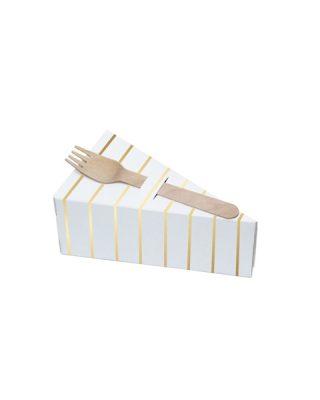 Papīra kastītes kūkai