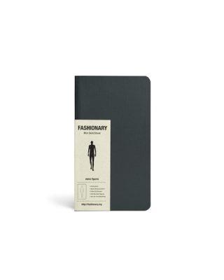 Skiču grāmatu komplekts Fashionary, Mens figures