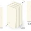 Skiču lapu komplekts Fashionary Paper Panel, Kids figures