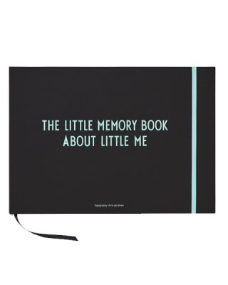 Mazuļa grāmata The Little Memory Book About Little Me