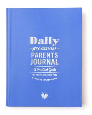 Piezīmju grāmata Dailygreatness Parents Journal