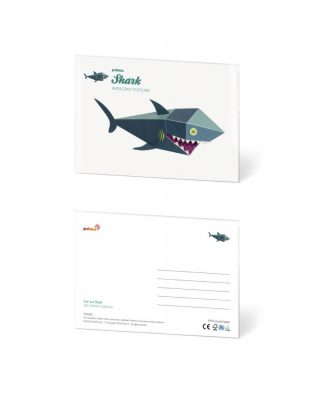 Pastkarte Shark