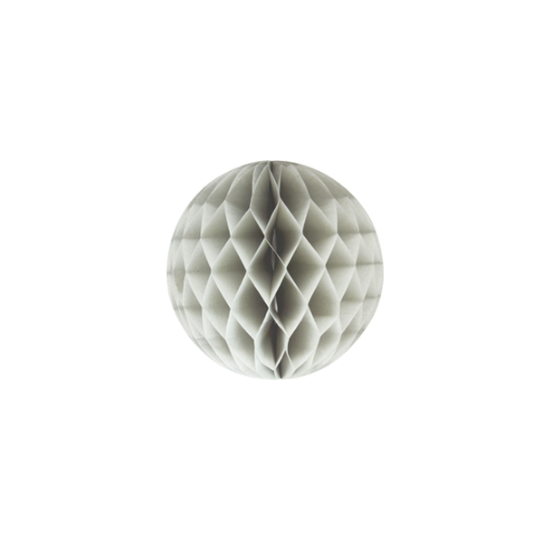 Šūnu bumba, pelēka, 15 cm