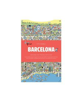 CitiXFamily ceļvedis Barcelona