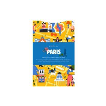 CitiXFamily ceļvedis Paris