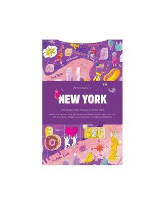 CitiXFamily ceļvedis New York