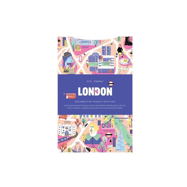 CitiXFamily ceļvedis London