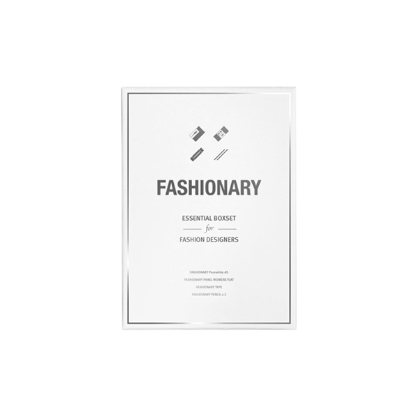 Fashionary Essential Boxset