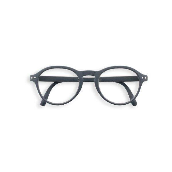 Lasāmbrilles, Grey,+1.50