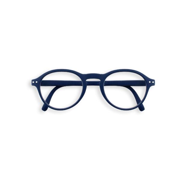 Lasāmbrilles, Navy blue,+1.5