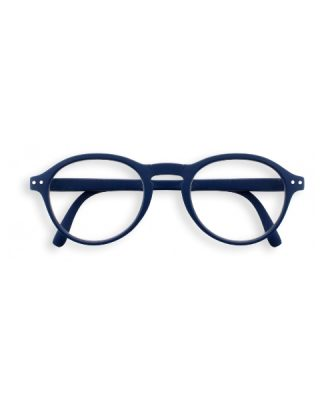 Lasāmbrilles, Navy blue,+2.5