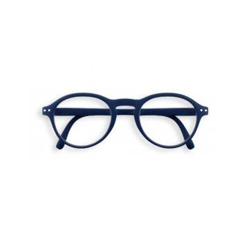 Lasāmbrilles, Navy blue,+2.5