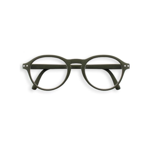 Lasāmbrilles, Grey,+2.00