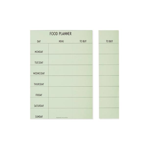 Food Planner, ēdienreižu plānotājs
