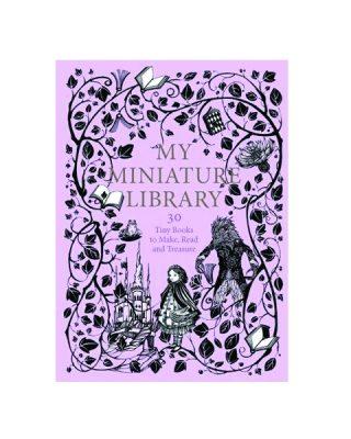 Grāmatu komplekts My Miniature Library