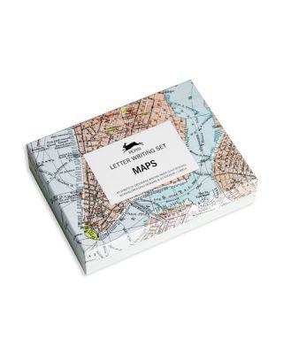 Vēstuļu komplekts Maps