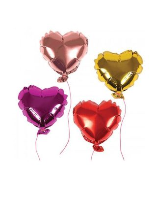 Balonu komplekts Mini heart