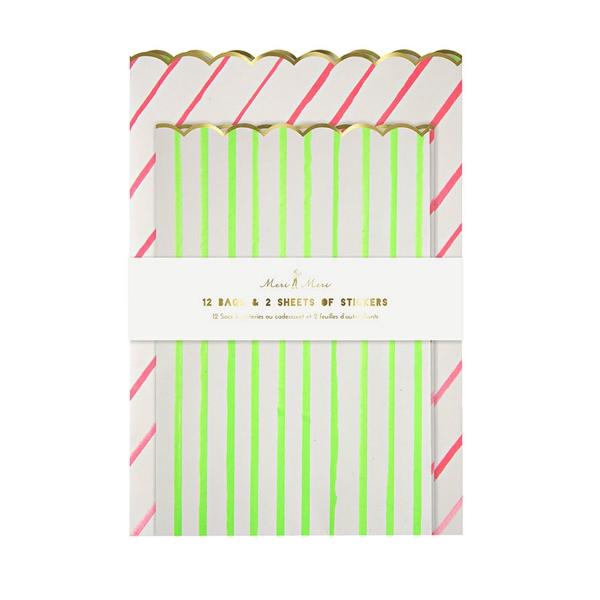 Dāvanu maisiņu komplekts Stripes