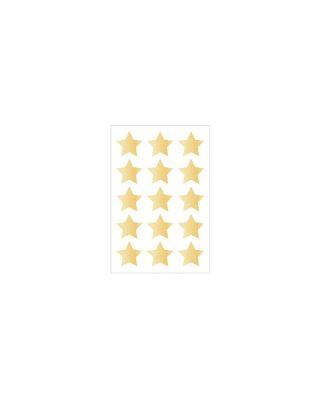 Uzlīmes Mini Stars, 3 loksnes, Arte